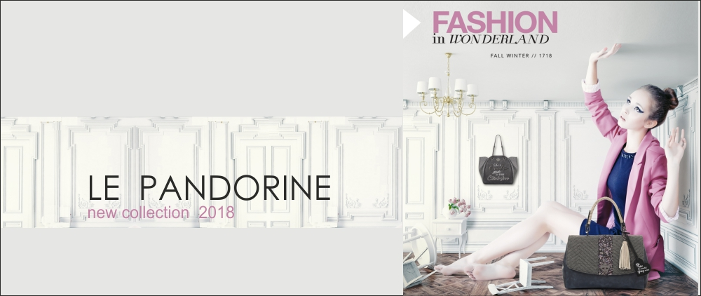 LE PANDORINE New Collection 2018