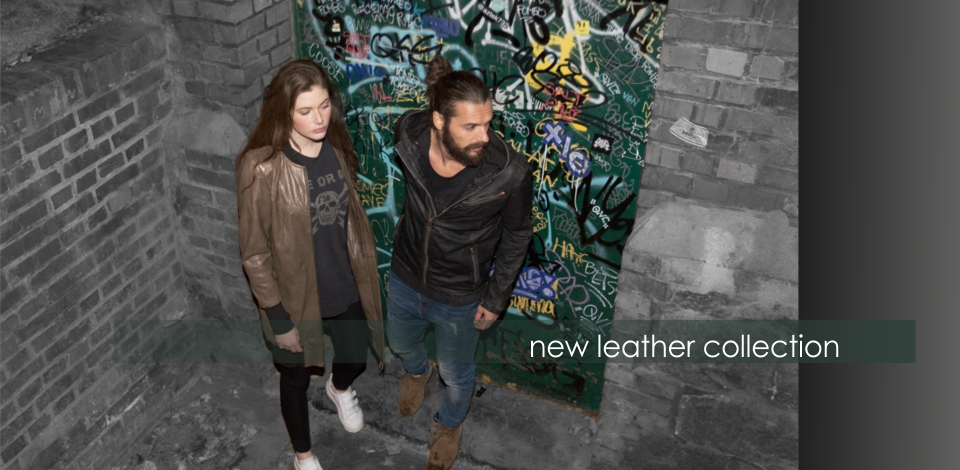NEW LEATHER COLLECTION 2018