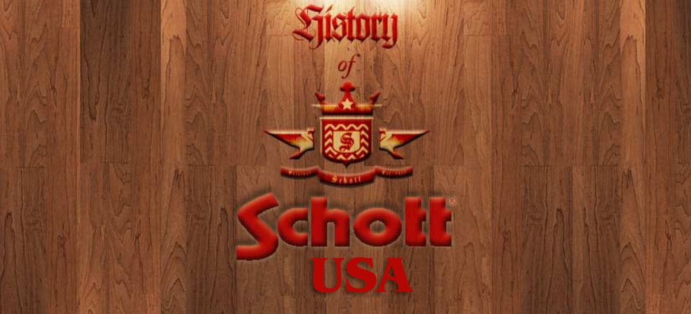 SCHOTT NYC USA